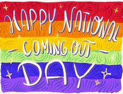 Hoy es el día nacional de la salida del armario